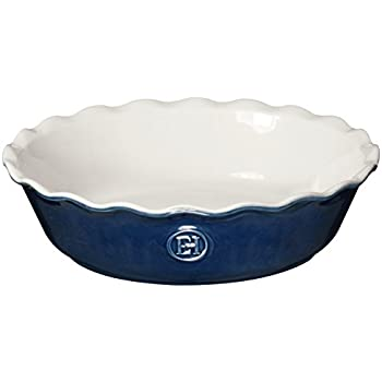 Emile Henry 556122 HR Ceramic Mini pie dish, Twilight