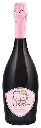 Hello Kitty Ros Spumante Sparkling Wine 750 mL
