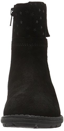 s.Oliver Mädchen 45413 Chelsea Boots Schwarz (Black 1)