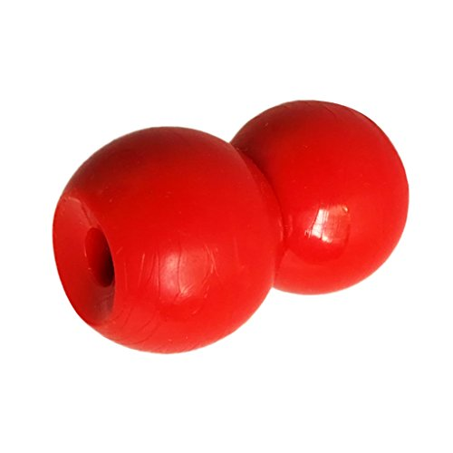 MagiDeal 2 Pieces 29.5mm Plastic Small Red Balls for Marine Boat Kayak Canoe Dinghy Rudder Control System Gear Tool Kit -  STK0166000398