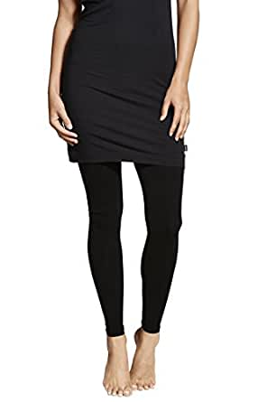 Bonds Women's 70 Denier Opaque Leggings, Black, Small/Medium