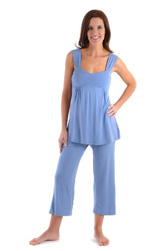Lilac Bamboo Dreams Cleo Pajama Set