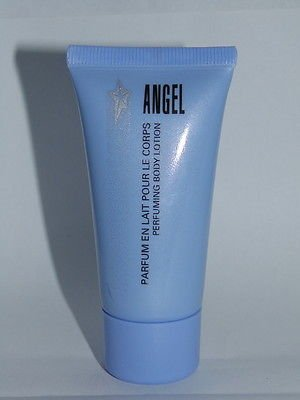 Thierry Mugler Angel Perfuming Body Cream For Women, 1 oz *Free Name Brand Sample-Vials With Every Order*