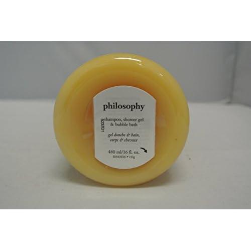 Philosophy Vanilla Birthday Cake Shampoo Shower Gel Bubble Bath 16