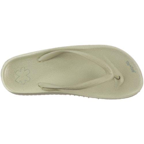 Flip Flop apparel Daybed Pure 30126 - Chanclas de caucho para mujer Verde