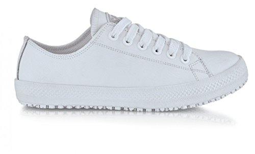 Shoes For Crews - Old School Ii - Blanc
