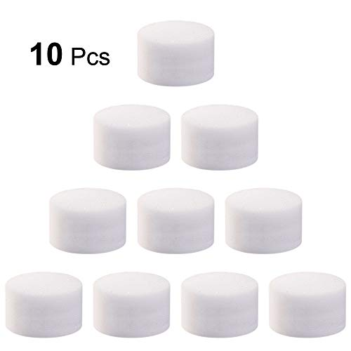 Replacement Nebulizer - 10 pcs Replacement Air Sponge for Compressor System Cool Mist Inhaler