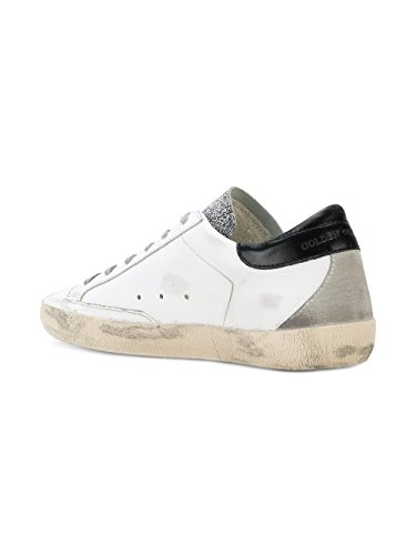 Golden Goose Sneakers Donna G32WS590E65 Pelle Bianco