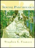 Social Psychology, Franzio, Stephen L., 0697174727