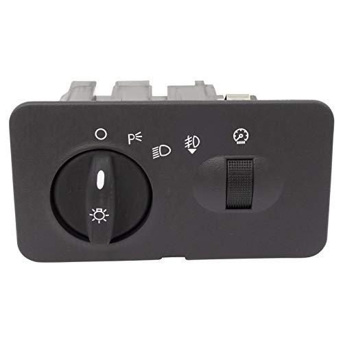 Headlight Switch for Ford F250 F350 F450 F550 Super Duty w/Fog Lights