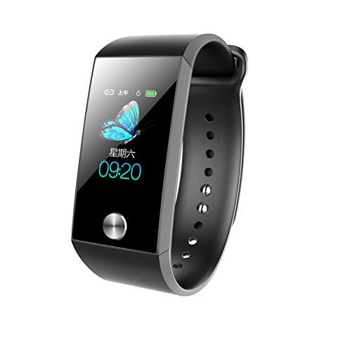 Big Smart Watch Heart Rate Blood Pressure Monitor Pedometer PPG+ECG Bracelet Sports for Father Men Boys Boyfriend Lover's Birthday