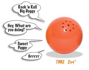 Talking Babble Ball – MEDIUM 2 3/4″, My Pet Supplies