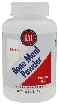 KAL - Poudre farine d'os, poudre 8 oz