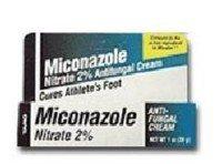 Miconazole Nitrate Anti-Fungal Cream 2% 1 OZ by Miconazole (Antifungal Miconazole Cream)