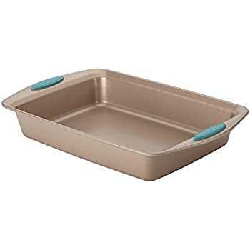 Amazon Com Rachael Ray Cucina Nonstick Bakeware 9 Inch By
