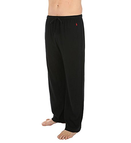 - Polo Ralph Lauren Relaxed Fit 100% Cotton Sleep Pant (L163) M/Polo Black