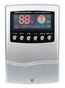CENTRALITA para panel solar térmico para el control del agua caliente Control