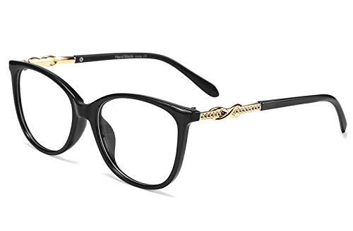 FEISEDY Stylish Women Glasses Frame Clear Lens Eyewear B2472