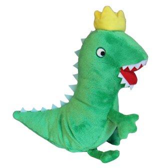 dea0b8c6097 Prince Mr Dinosaur TY Beanie Soft Toy  Amazon.co.uk  Toys   Games