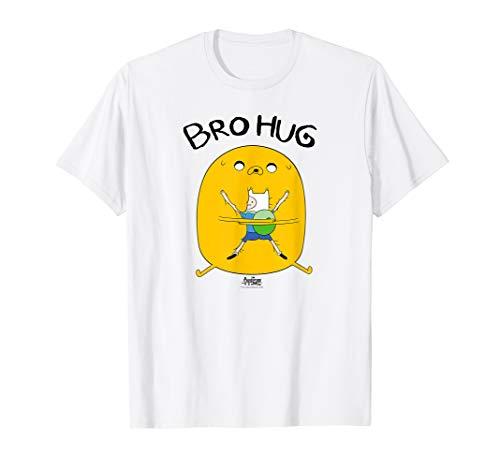 Adventure Time Jake Bro Hug T-Shirt