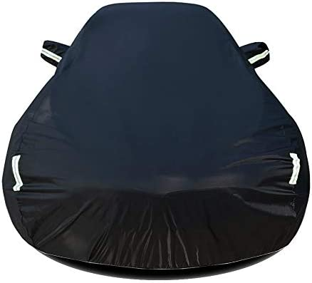 互換性とポルシェ911タルガ4 GTS カバーヘビーデューティカバー屋外屋内のフル外装カバーオールウェザーカバーディフェンダーカーサンシェード雨UVプロテクティブ (Color : A-Lint)