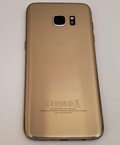 Samsung Galaxy S7 Edge G935A 32GB - Gold Platinum (AT&T)