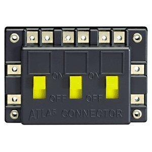 Atlas 205 Connector by Atlas - Atlas Connector