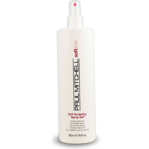 Paul Mitchell Soft Sculpting Spray Gel, 16.9 fl. oz.