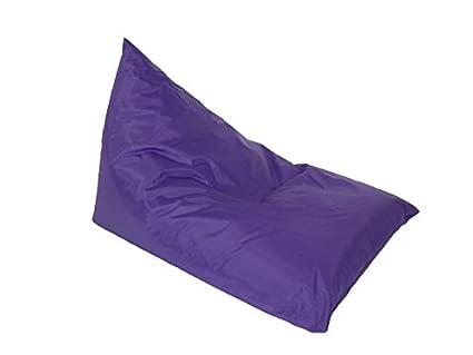Pouf sedia a sdraio cuscino cuscino chill sacco accoccolo