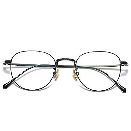 Amazon.com : GMYANTYJ Sunglasses Retro glasses frame female models ...