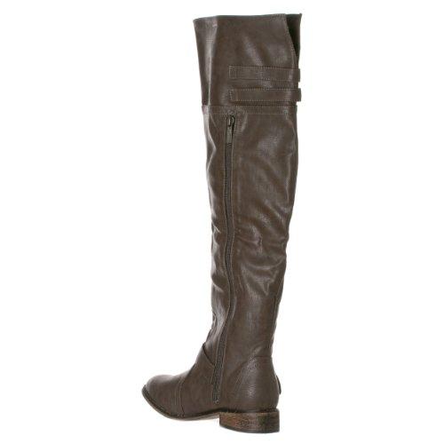 Thigh Breckelles Grey Boots Clayton Breckelles Riding High Womens Womens 14 FP4qqW