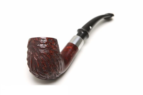 Dr Grabow Omega Textured Tobacco Pipe by Dr. Grabow