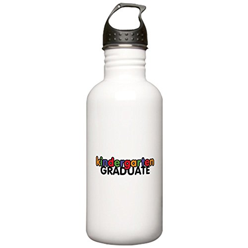 CafePress - Kindergarten Stainless Water Bottle 1.0L - Stainless Steel Water Bottle, 1.0L Sports Bottle
