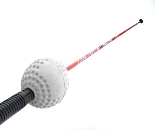 Momentus Golf Golf Swing Trainer (Momentus Ladies Speed Whoosh Golf Swing Trainer with Training Grip, Right)