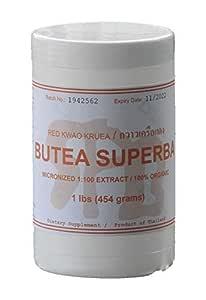 Tongkatali.org's Butea Superba Extract, 1 lbs (454 Grams)