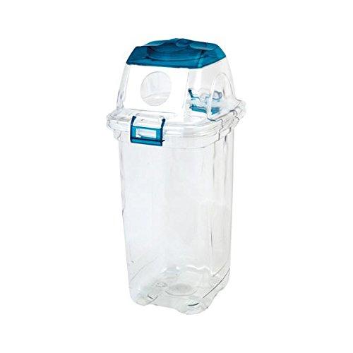 セキスイ 透明エコダスター TPDR45B ブルー 1個 生活用品 インテリア 雑貨 その他の生活雑貨 14067381 [並行輸入品] B07L7QS8TH
