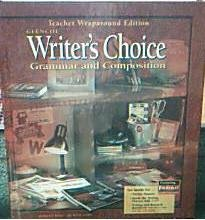Writers Choice Grammar and Composition (Grade 10) [Teacher Wraparound Edition]