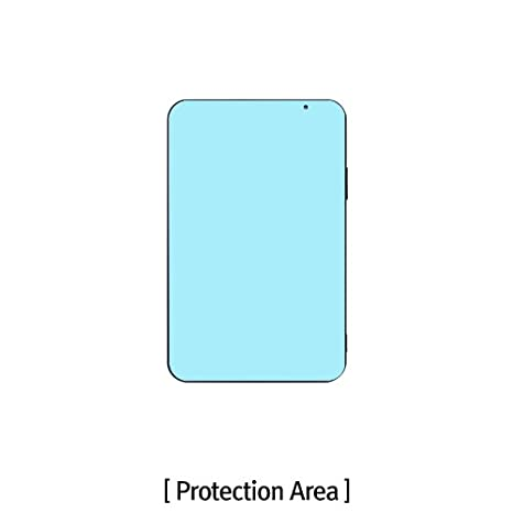 Amazon.com: Samsung Galaxy Tab 7 inch(GT-P1000) Screen Protector ...