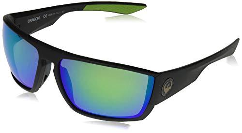 Dragon Alliance Cutback Sun Glasses for Men/Women, Green (Dragon Alliance Sonnenbrille)