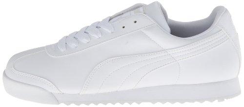 light White Mujer Puma Gray Básicos Gitana Zapatos De 4x11wCgq