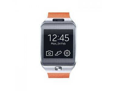"Samsung Gear 2 1.63"" SAMOLED Metálico reloj inteligente - Relojes inteligentes (4,14"