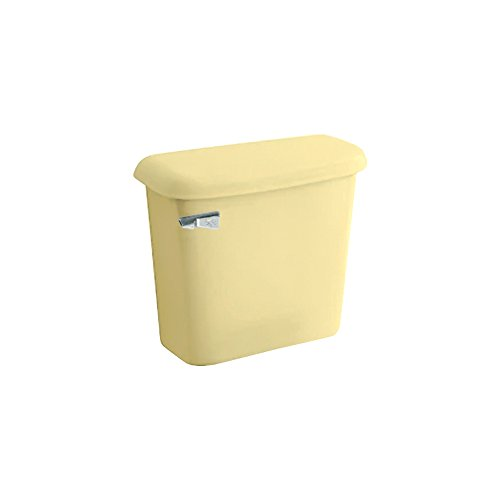 Peerless Pottery 7-05 Vitreous China 1.6 GPF Toilet Tank Only, Harvest Gold ()