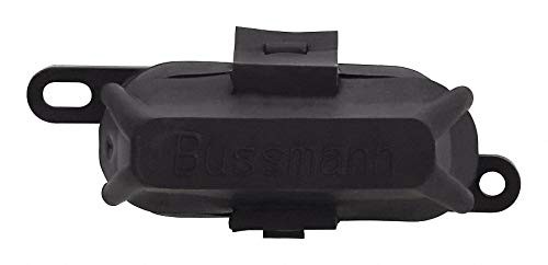 1-Pole Automotive Fuse Block, AC: Not Rated, DC: 32VDC, 100 to 300A, Series MEGA