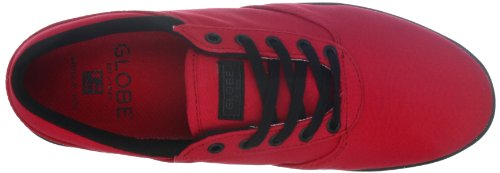 Globe Mens Lyte Skate Chaussure Vrai Rouge