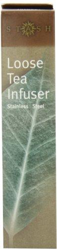 Stash Tea Loose Tea Spoon Infuser, Stainless Steel (Pack of 6)