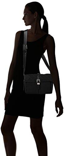 Black Black Fiorelli Satchel Women's Freya Stitch vqvtpIP