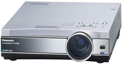Panasonic PT-AE300E - Proyector Digital: Amazon.es: Electrónica