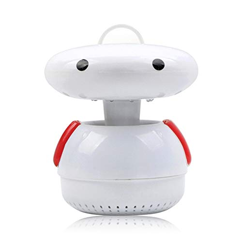Home USB Photocatalyst LED Mosquito Repellent Silent Design Mosquito Trap for Pregnant Women Baby Indoor Outdoor Use   Red, United States