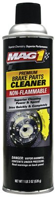 Warren Distribution MG750408 Premium Chlorinated Brake Parts Cleaner, 19-oz. - Quantity 1
