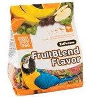 Zupreem FruitBlend Flavor Premium Bird Food -- 2 lbs